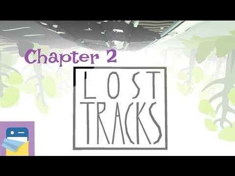 Lost Tracks: Walkthrough Chapter 2 &  iOS iPad Air 2 Gameplay
