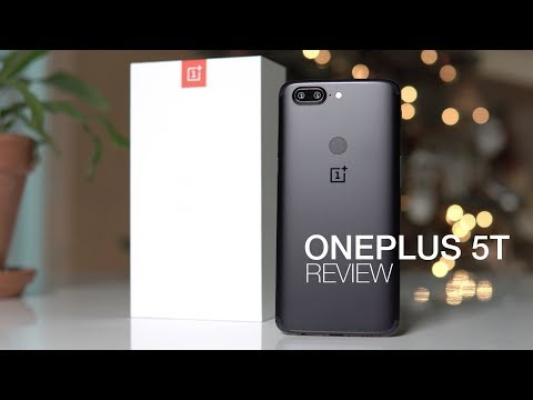 OnePlus 5T REVIEW!