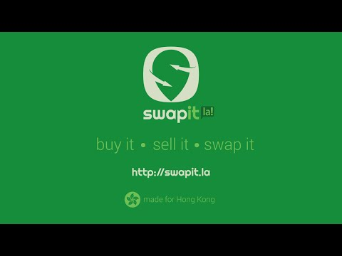 Swapit - Buy and Sell Second Hand Items in Hong Kong