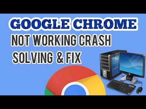 Fix Google Chrome Not Working or Crashed