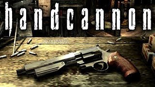 Resident Evil 4 Special Weapons: Handcannon
