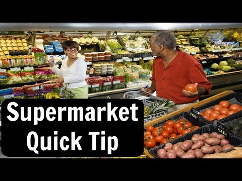 How To Avoid Unhealthy Impulse Purchases At The Supermarket