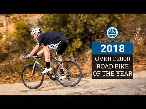 Trek Émonda SL 6 Pro - Road Bike of the Year Over-£2000 Winner