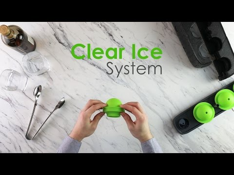 Sphere Clear Ice System