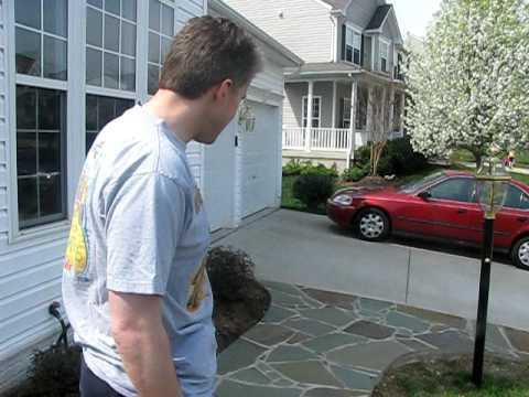 Endorsement of Phoenix Homes  Services flagstone walkway service in Virginia 4