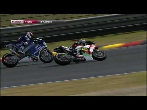 MotoGP 13 Best Crashes