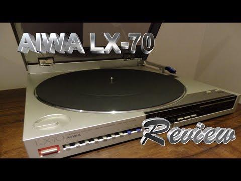 CD player like Turntable AIWA LX-70 Review - PakVim net HD