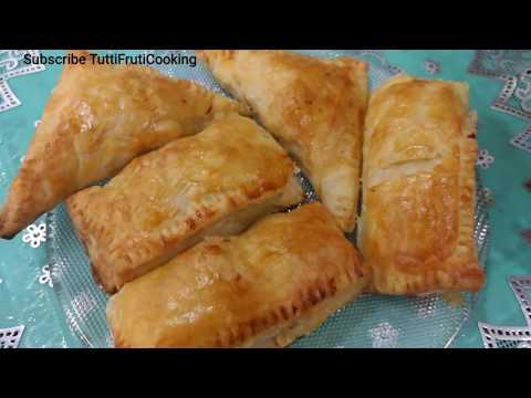 Chicken Patties Recipe No Oven | Chicken Puff Patties Recipe | Ramadan Recipe in Urdu/Hindi