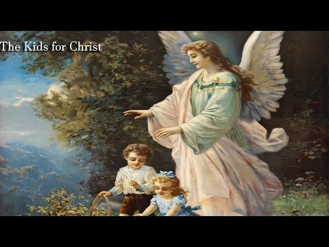 Daily Prayer to Guardian Angel