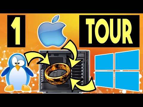 Pt 1 | 2019 One Pc To Rule Them All | HealMyTech Pc Tour | Do I Need To Upgrade My Computer?
