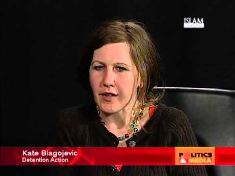 Politics & Media: Are Human Rights Being Ignored in Immigration Detention? - 22/04/13