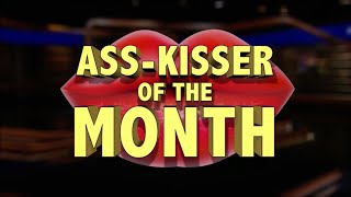Ass-Kisser of the Month | Real Time with Bill Maher (HBO)