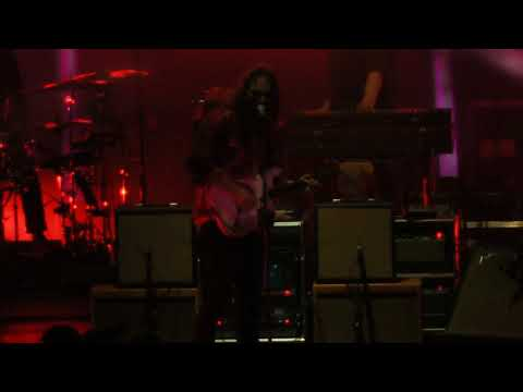 The War On Drugs - Nothing To Find (Dell Music Center) Philadelphia,Pa 9.21.17