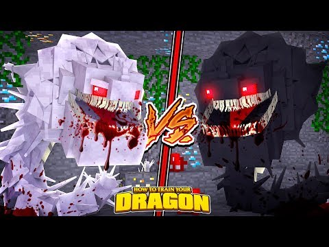 DRAGON FIGHT PITS! - How To Train Your Dragon w/TinyTurtle