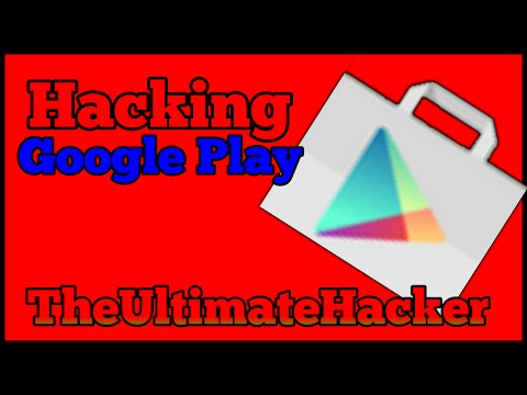 Hacking Google Play!!! | First Video | Subscribe for more!!!