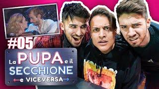 LA PUPA E IL SECCHIONE #5: L'EPISODIO più TRASH del PROGRAMMA! w/Matt & Bise