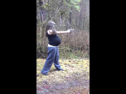 Sexy prego shooting