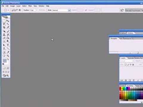 Making your own desktop icons with photoshop