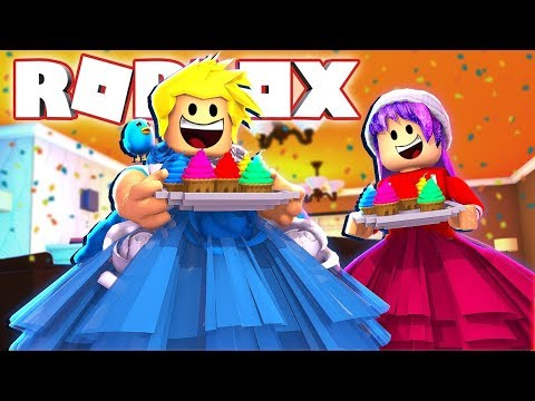 Baking Cupcakes in Roblox School! Royale High Cooking Update Game
