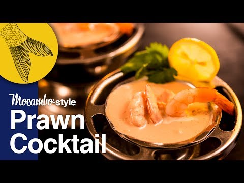 Prawn Cocktail—Mocambo-style | Shrimp Cocktail | Cocktail Sauce Recipe