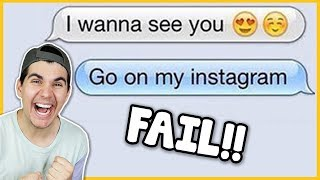 Hilarious Responses To Flirty Text Messages!