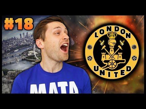 LONDON UNITED! #18 - Fifa 15 Ultimate Team