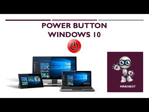 Change Default Action of Power Button When Pressed on Windows 10