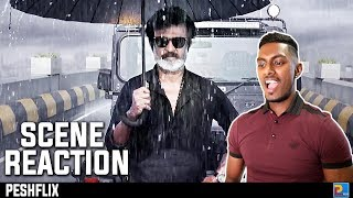 Kaala Rain Fight Scene Reaction  Superstar Rajinikanth  Peshflix