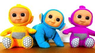 Teletubbies Tiddlytubbies new Toys