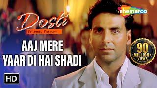 Mujhe Jhoom Jhoom Ke | Dosti-Friends Forever Songs|Akshay Kumar |Juhi Chawla |Bobby Deol |Gold songs
