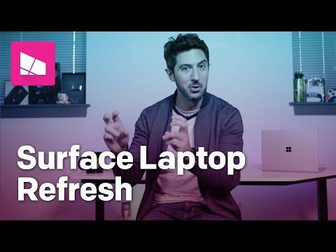 Surface Laptop 2018 Refresh #AskDanWindows 45