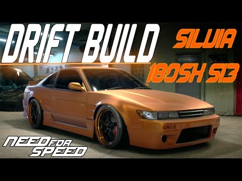 Need For Speed 2015 :  Nissan Silvia 180SX