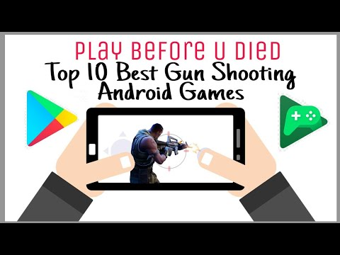 Top 10 Shooting Games for ANDROID Free