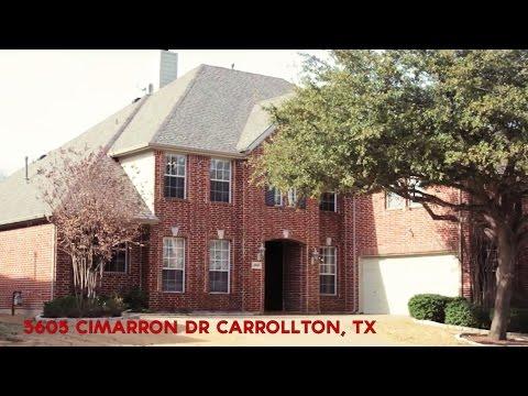 3605 Cimarron Dr Carrollton TX 75007 North Dallas Texas