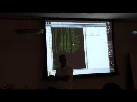 Android applicaton development (Java User Group Houston) - part 2