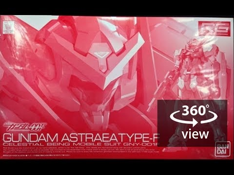 (360°Degree) RG 1/144 Gundam Astraea Type F