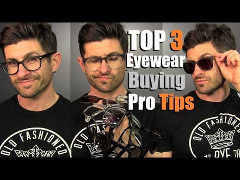 TOP 3 Eyewear Buying Tips   How To Pick The BEST Sunglasses & Frames For YOU!