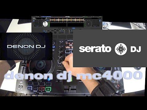 Denon Dj MC4000 parte  2 Serato Dj tutorial español Dj Furia