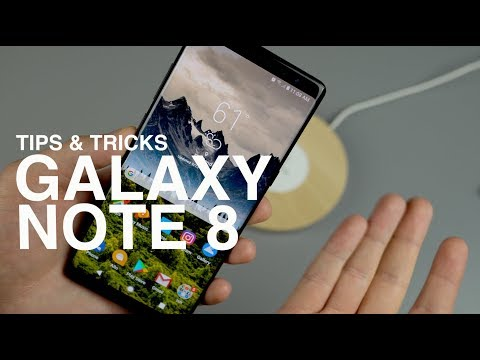 20+ Galaxy Note 8 Tips and Tricks!