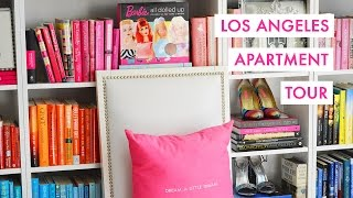 Los Angeles Apartment Tour With Before & After!