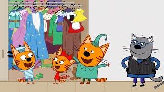 Download Три кота | Фотосессия | Новая Серия 120 | Мультфильмы для детей Video