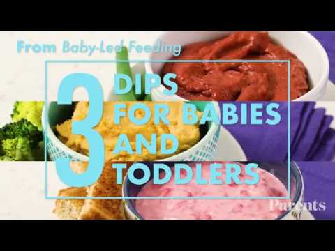 3 Dips for Babies & Toddlers | Parents