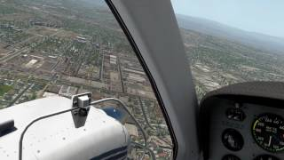 XP11] - FF320 Alberquerque/KABQ to Los Angeles/KLAX [PilotEdge