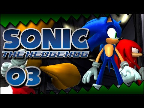 Sonic The Hedgehog (2006) - Sonic's Story (Glitchless) Episode 03 - Silver | White Acropolis