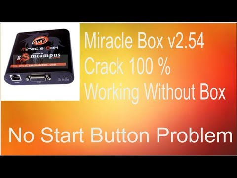 Miracle Box v2.54 100% Working Without Box By Babloo Tips