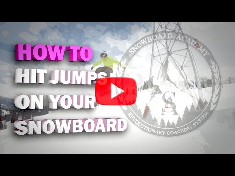 Learn How to Hit Snowboard Jumps for Beginners: Complete Instructional Video