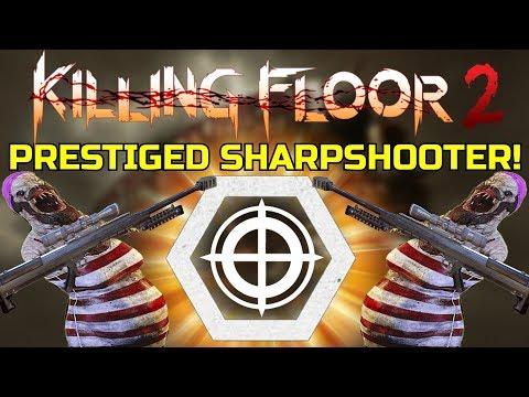 Killing Floor 2   PRESTIGED SHARPSHOOTER! - Railgun Is Still Usable! (Levels Go Up Fast)