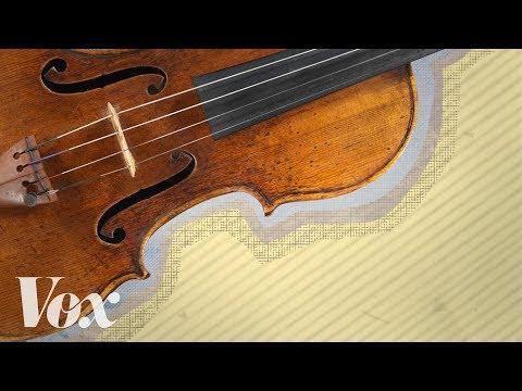 Why Stradivarius violins are worth millions