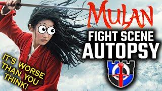 Fight Scene Autopsy: Mulan - IT