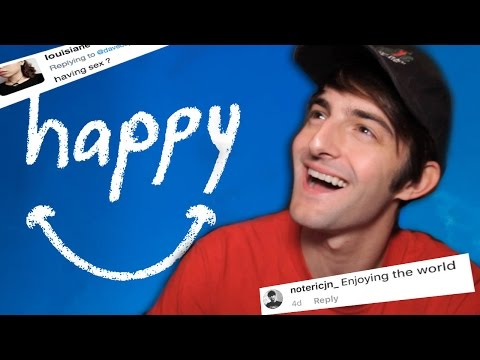 SINGING YOUR COMMENTS! HAPPY EDITION! (Days Family Song #3)